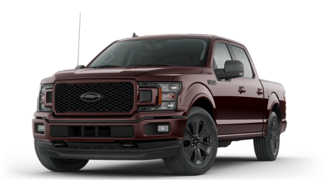 2020 Ford F-150 4WD